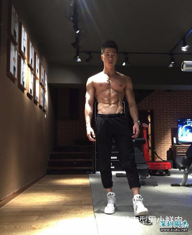 iFitStar星健身帅私教大合集!肌肉健身教练阳光气十足