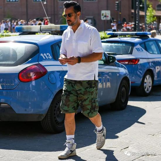 为啥厉害的男人都爱穿POLO?